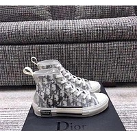 DIOR HIGH -TOP SNEAKER SHOES