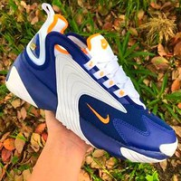 Nike ZOOM 2K casual sports vintage old shoes