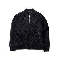 Jordan Men's Remastered Quilted Varsity Jacket