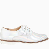 Luichiny Lucky Girl Oxford Shoes $60