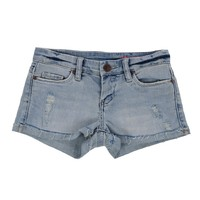 Blank NYC Fitted Cuff Short for Kids - The Cramps