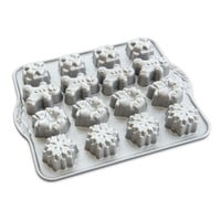 Nordic Ware Holiday Teacakes Cakelet Pan