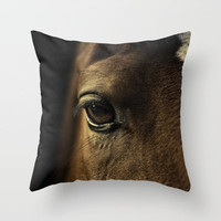 gentle soul Throw Pillow by ingz | Society6