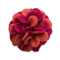 lapel flower at hook + ALBERT in  red/bordeaux suede, blue suede, brown/bordeaux suede, grey suede, red/grey suede, blue/teal suede, prince, baroness, king, queen, jester, duke, royal, wild ginger, snapdragon, jump suit, deco blue, rose dust, barberry, sky