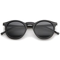 1920's P3 Dapper Vintage Inspired Round Sunglasses 8637