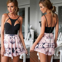 Piper Cut-Out Romper