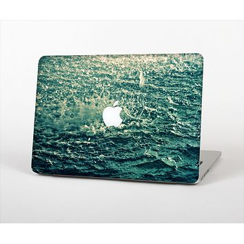 "The Rough Water Skin Set for the Apple MacBook Pro 13"" with Retina Display"
