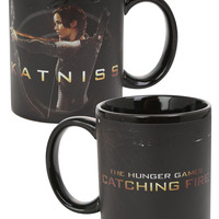 The Hunger Games: Catching Fire Katniss & Bow Thermal Mug