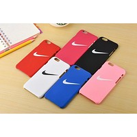 Nike: iphone6s phone shell iPhone 7 Plus mobile phone shell apple 5S protective sleeve