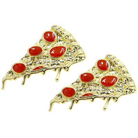 PIZZA LOVER EARRINGS