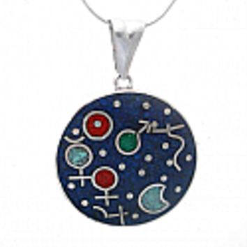 Sterling Silver Cosmic Moment Charm