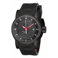 Invicta Men's 18213 S1 Rally Automatic Chronograph Black Dial Watch