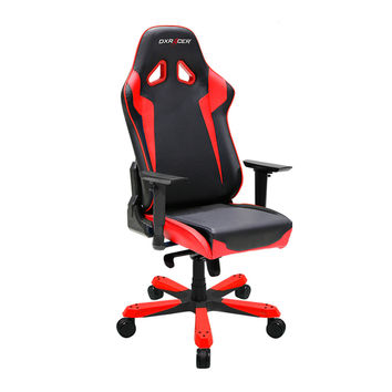 DXRacer SK00NR Comfortable Ergonomic Computer Chair Playseat chair-Black and Red