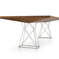 Curzon 102 Inch Dining Table