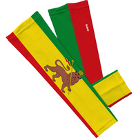 Rasta arm sleeves  (No Refunds - No Exchanges)