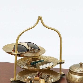 Aladdin 3 Tier Jewellery Stand - Urban Outfitters