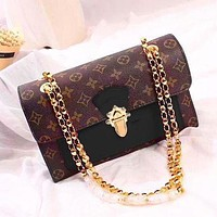 Louis Vuitton Lv Fashion Lady Dionysus Printed Patchwork Color Shoulder Bag Shopping Bag
