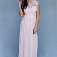WEB EXCLUSIVE: Remember Me Dress in Pink