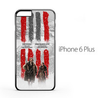 Hateful Eight Russell iPhone 6 Plus Case