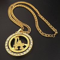 New Arrival Gift Stylish Shiny Jewelry Hot Sale Fashion Accessory Club Necklace [6542718339]