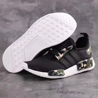 "shosouvenir : ""Adidas""  NMD Fashion Trending  Running Sports Shoes"