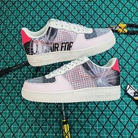 Nike Air Force 1 07 Prm 2 Light Soft Pink/ Sail Sneakers