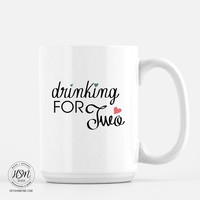 Drinking for Two - Mug