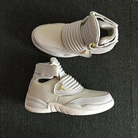 AIR JORDAN GENERATION 23 White Men Basketball Shoes
