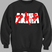 Akira Anime Japan Sweater for Mens Sweater and Womens Sweater *