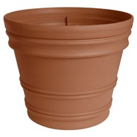 Rolled Rim Planter - Bloem