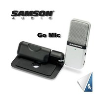 Samson Go Mic Compact portable USB condenser microphone recording microphone for computer and notebook
