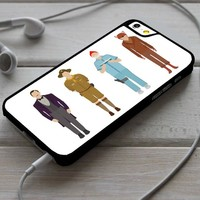 Wes Anderson Collection iPhone 4/4s 5 5s 5c 6 6plus 7 Case