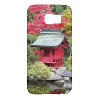 Japanese Garden Samsung Galaxy S6 Cases