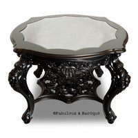 Fabulous and Baroque — Vincent Goth Table