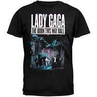 Lady Gaga - Born This Way 2013 Tour T-Shirt