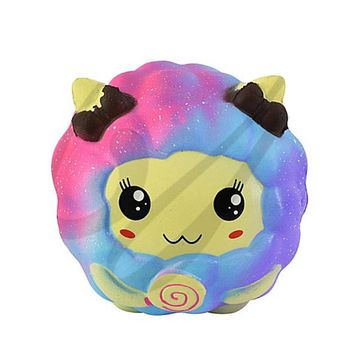 Crazy Fun Stress Relieving Squish Balls-5 Choices