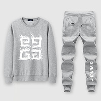 Givenchy Fashion Casual Top Sweater Pullover Pants Trousers Set Two-Piece