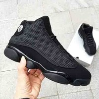NIKE AIR JORDAN 13 tide brand men's basketball shoes casual sports running shoes