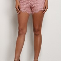 Mauve To The Music Shorts