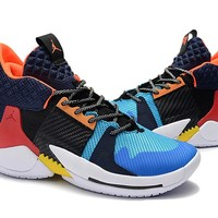 "Jordan Why Not Zero 2 ""OKC"""