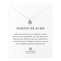Going Places Make A Wish, Sterling Silver | Dogeared
