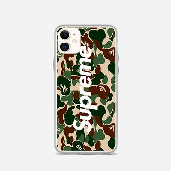 Bape Collaboration iPhone 12 Case