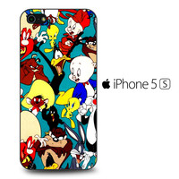 Looney Toons Character iPhone 5S Case