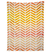 Rebecca Allen Sunset Bliss Tapestry