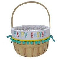 Chipwood with Happy Easter Liner Easter Basket - Spritz™ : Target