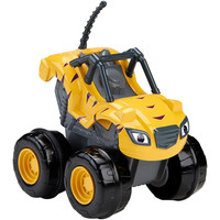 Fisher-Price Nickelodeon Blaze and the Monster Machines Slam & Go Stripes - Yellow