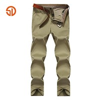 Spring Autumn Casual Style Men Pant Long Trousers Cargo Pants Military Army Green Men Tactical Pants