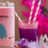 Carnival Candy - All Natural Soy Candles By Diamond Candles