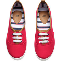 Sneakers - from H&M