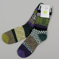 solmate socks - balsam recycled cotton sock